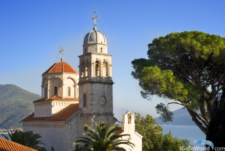 Savina monastère